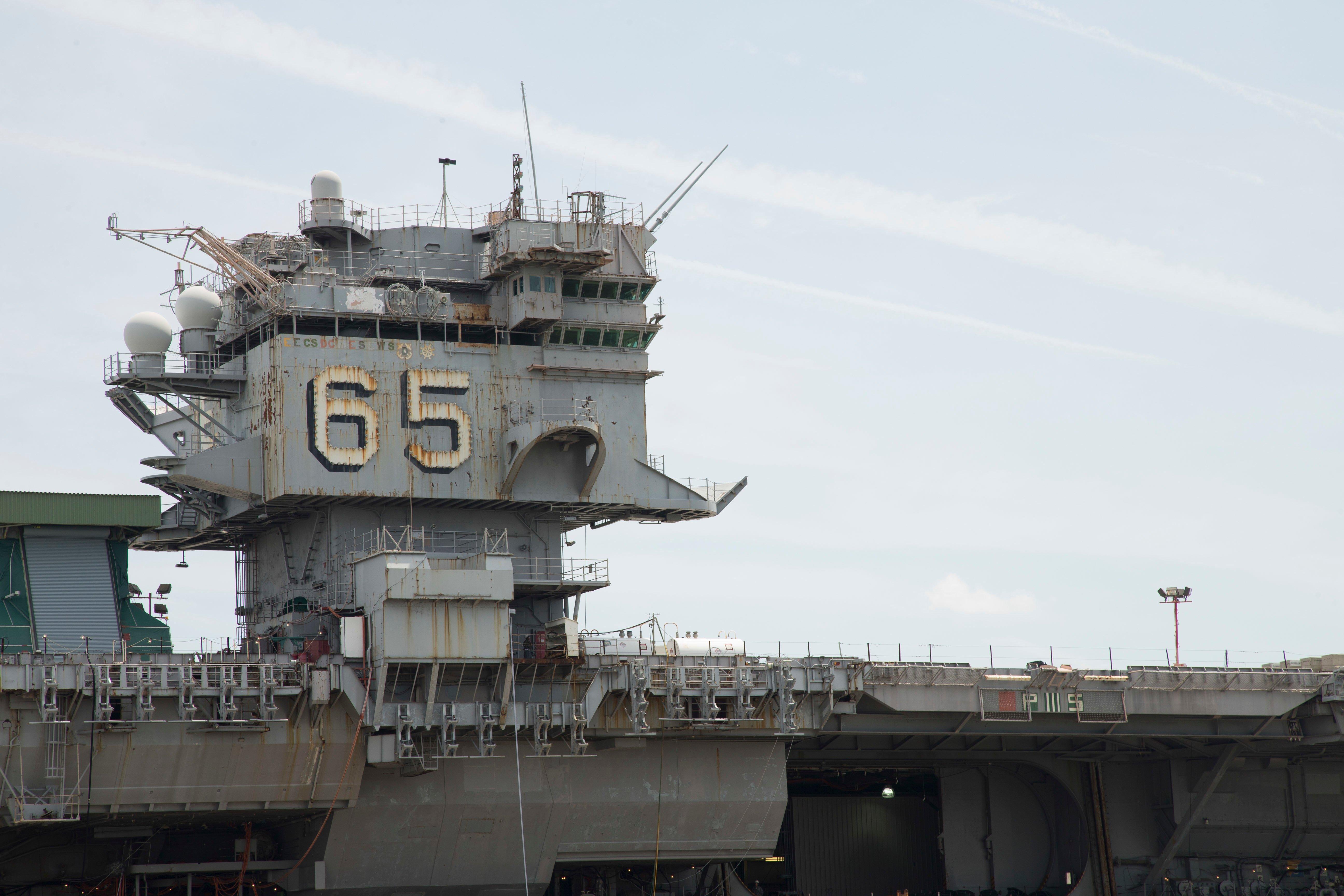 Navy Civilian Nuclear Regulators Struggling Over How To Dismantle