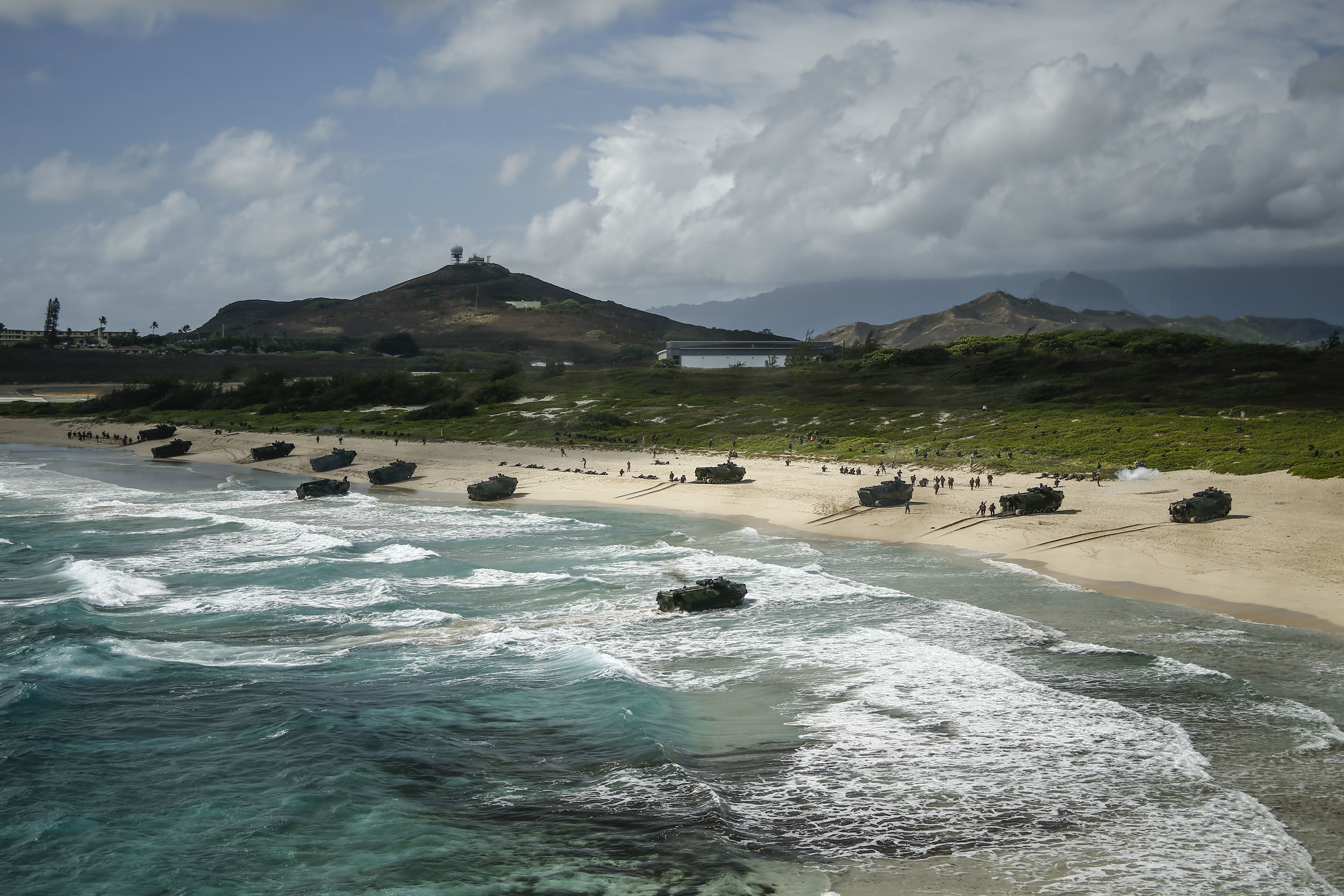 RIMPAC 2018 Important to Validating Command and Control of