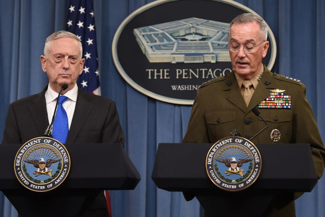 Pentagon Officials Shrug Off Latest Iranian Persian Gulf Threat