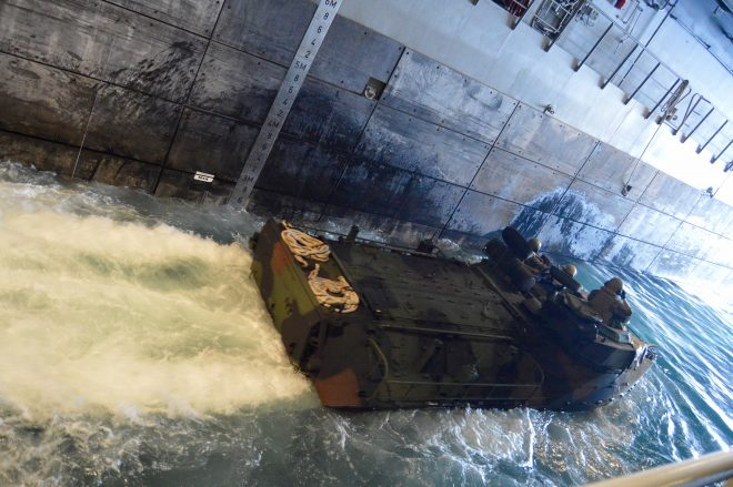 VIDEO: U.S. AAVs, Australian Amphib Make Effective Pairing in RIMPAC 2018