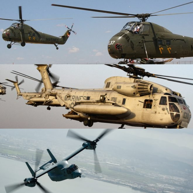 Marine Corps Reactivates 'Ugly Angels' as MV-22 Squadron