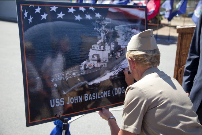 Report to Congress on U.S. Navy Ship Naming Conventions
