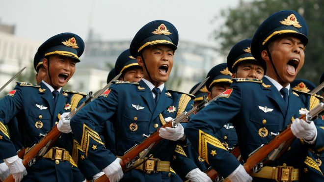 Pentagon Report to Congress on Chinese Military Development