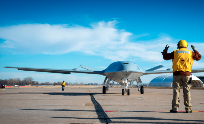 Navy Picks Boeing to Build MQ-25A Stingray Carrier-Based Drone