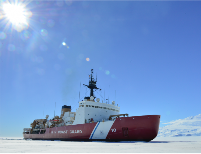 Coast Guard Commandant Schultz Optimistic Congress Will Fund New Heavy Icebreaker Program