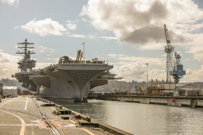 NAVSEA Looking for Early Wins as it Kicks Off 20-Year Yard Modernization
