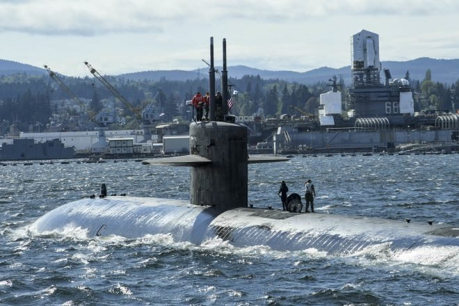 CNO: 'No Surprises' in GAO Report on Submarine Readiness Challenges
