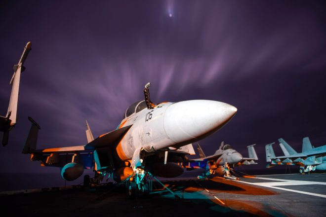 Navy Cuts Super Hornet Production to Develop Next-Generation Fighter