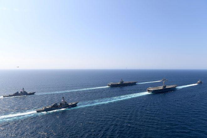 Heritage Report: Aging Navy Fleet Complicates Tradeoff Between Buying New Ships, Fixing Old Ones