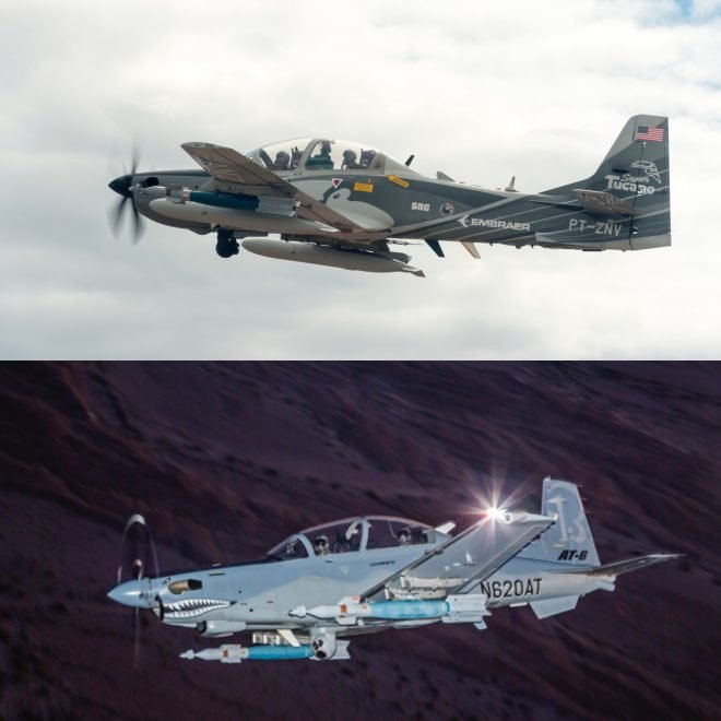 Report to Congress on Light Attack Aircraft Program