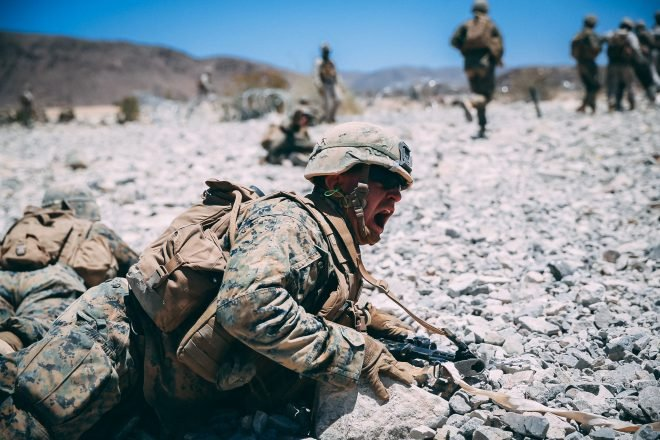 Pentagon Task Force Looks to Revamp Close-Combat Infantry Training, Lethality
