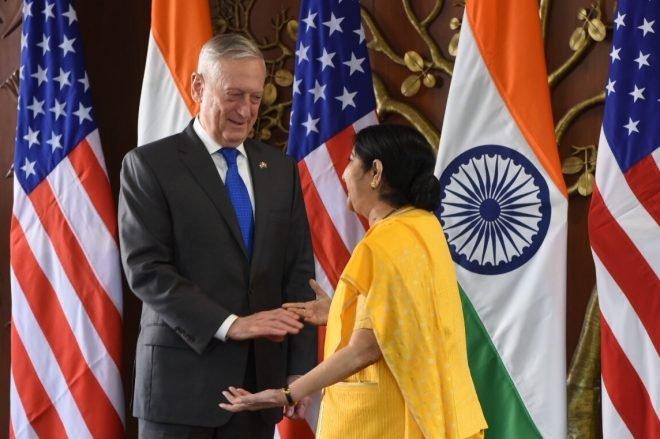 New India-U.S. Arms Agreement, Expanded Exercises Illustrate Growing Security Cooperation