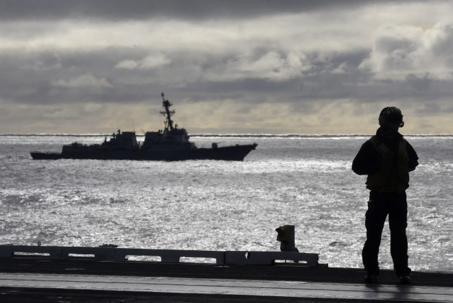 Navy Leaders Say 'Dynamic Force Employment' Proving Successful in Truman Deployment