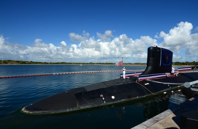Report to Congress on Virginia-Class Attack Submarine Program