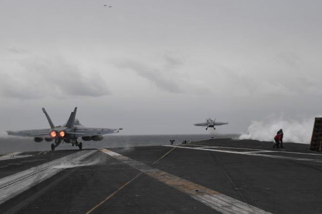 Foggo: U.S., NATO Naval Forces Pushing Back Against Russian Harassment
