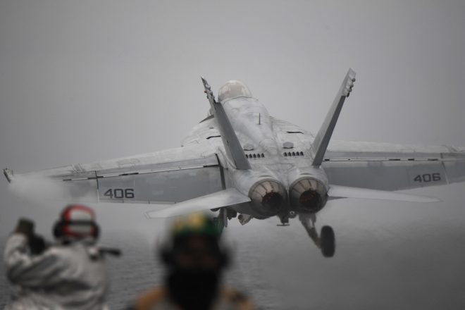 Truman Carrier Strike Group Operating North of Arctic Circle; First Time for US Navy Since 1991