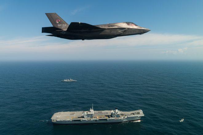 Official: NATO Heart of U.K. Defense Strategy Post European Union Exit