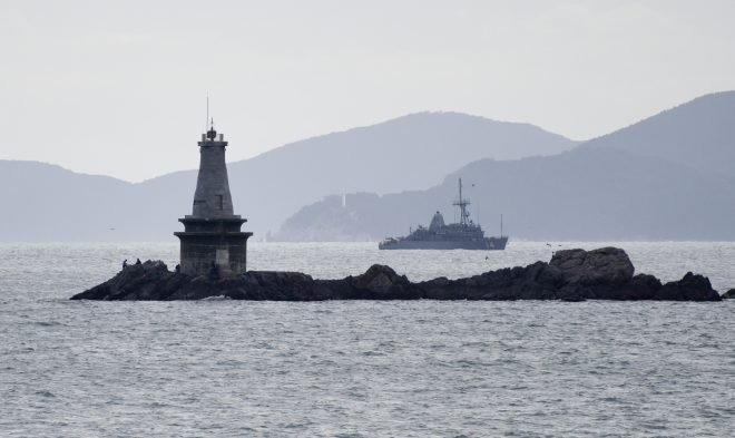 Navy Crafting Master Plan for New Era of Mine Warfare