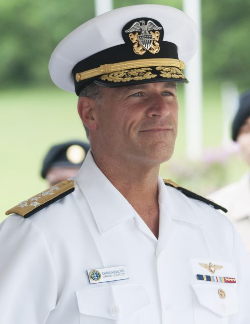 PACFLT Commander Aquilino Formally Nominated to Lead INDO-PACOM