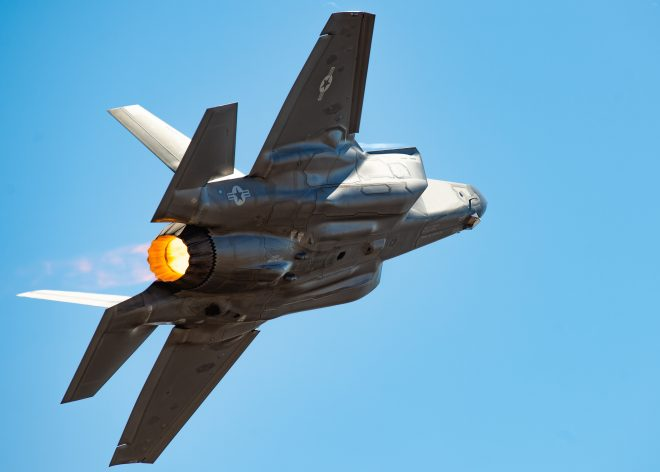 Lockheed: F-35A Cost To Drop Below $80 Million Per Fighter In 2023