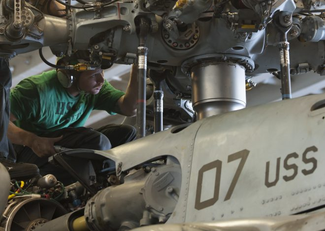 Better Logistics, 3D Printing Will Quickly Return Navy and Marine Corps Aircraft To Service