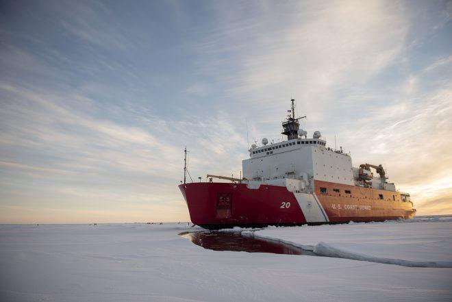 Report to Congress on Coast Guard Polar Security Cutter Program