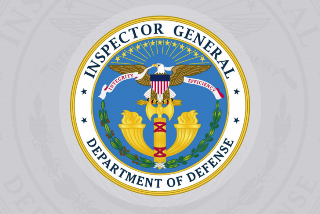 DoD Inspector General Report of Investigation: Adm. John Richardson