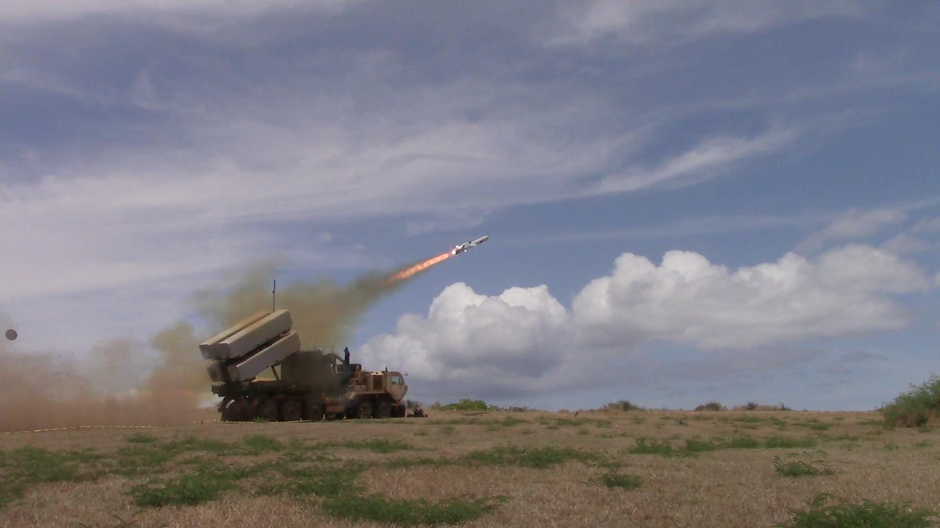 Marine Corps Pursuing Sea Control, Air Defense Through ...