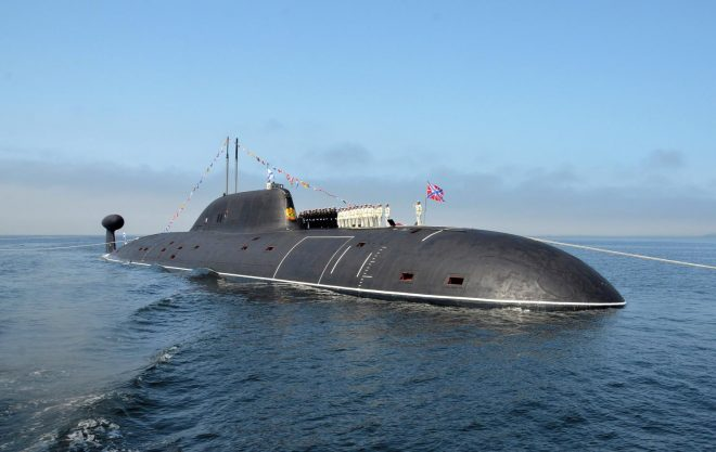 NAVEUR: U.S. Must Invest in Undersea Tech to Keep Ahead of Russian Advances