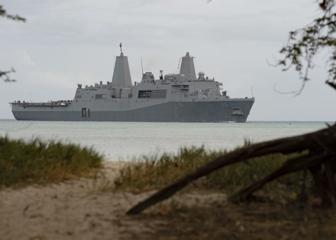 Navy Pitching Amphibious Warship Overhaul to Boost Lethality, Survivability
