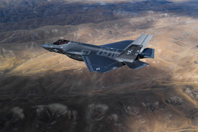 Lockheed Martin Says New F-35 Supplier Contracts Will Reduce Aircraft Costs