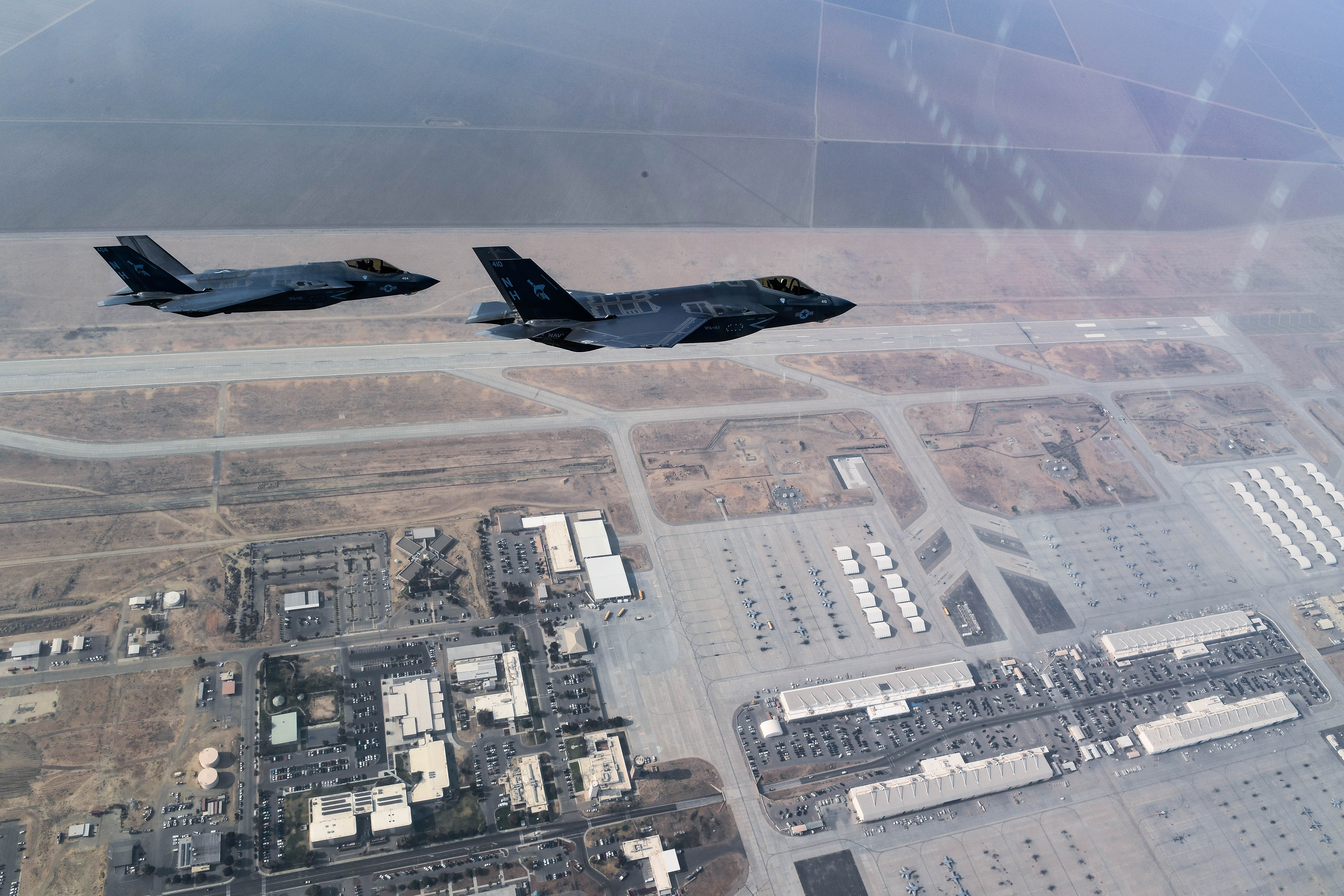 Navy Stands Up Joint Strike Fighter Wing to Oversee F-35C