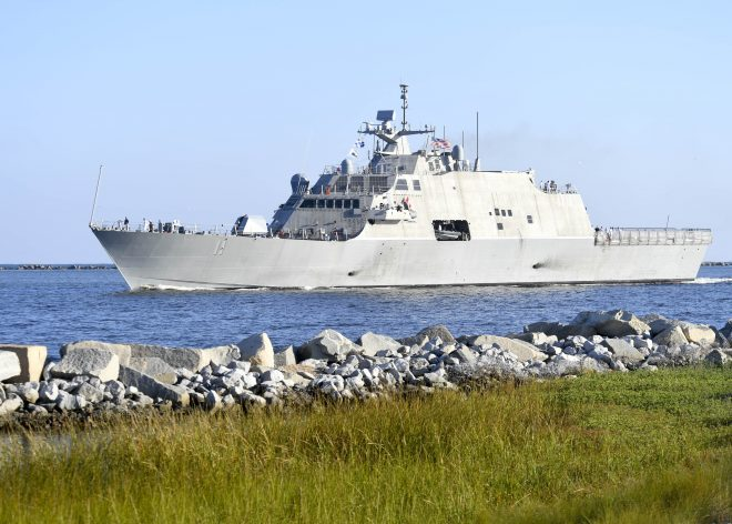 Littoral Combat Ship Report to Congress