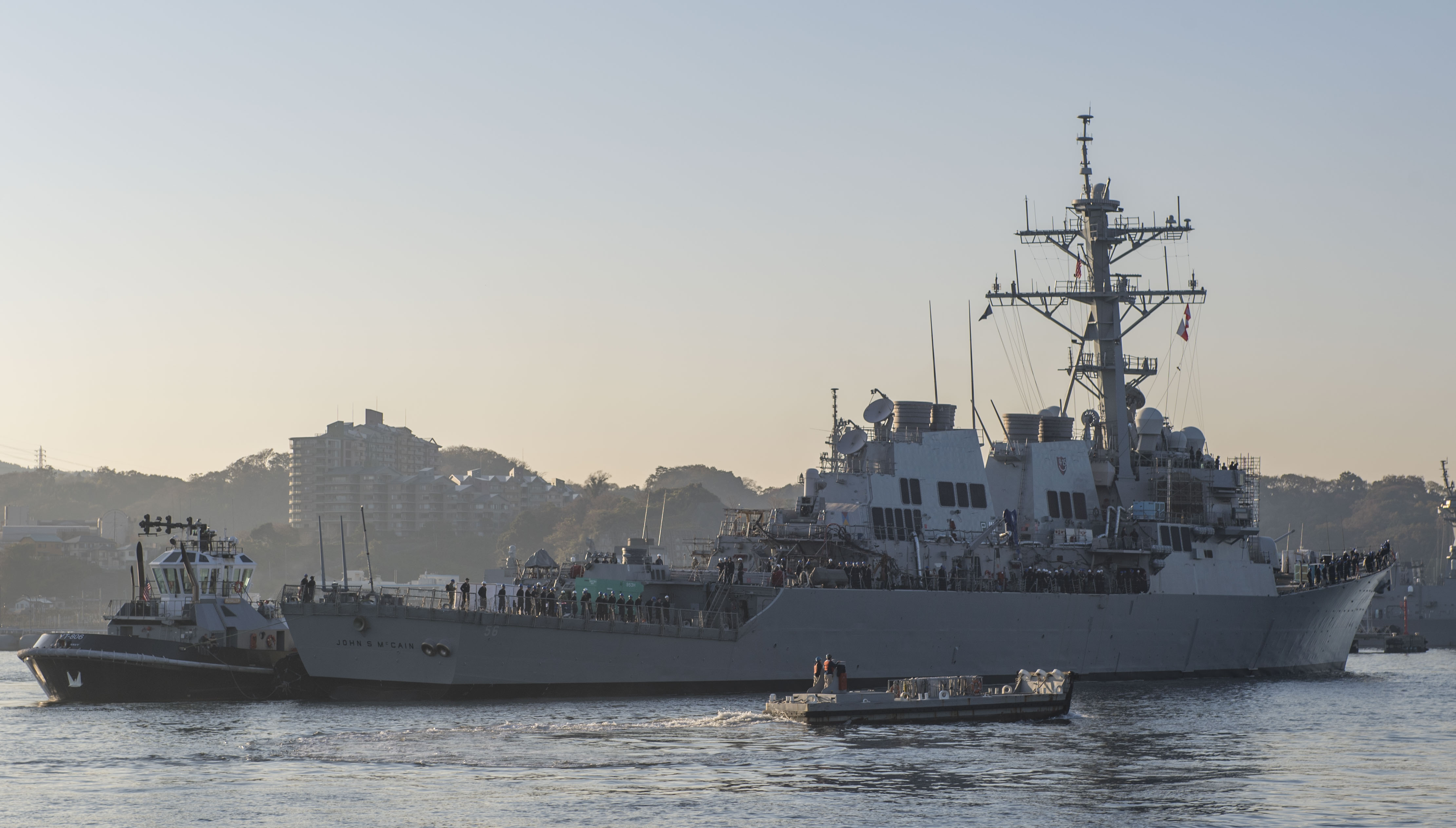 NTSB: Lack of Navy Oversight, Training Were Primary Causes of Fatal
