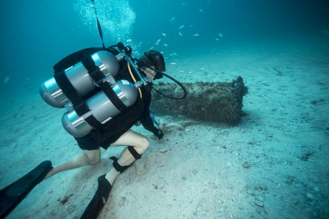 Navy Thinking Beyond Littoral Combat Ship for Future Mine Warfare