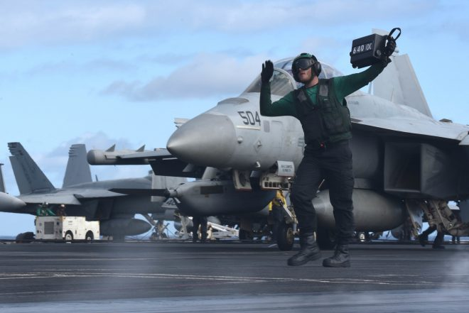 Boeing to Retrofit Existing EA-18G Growler Fleet