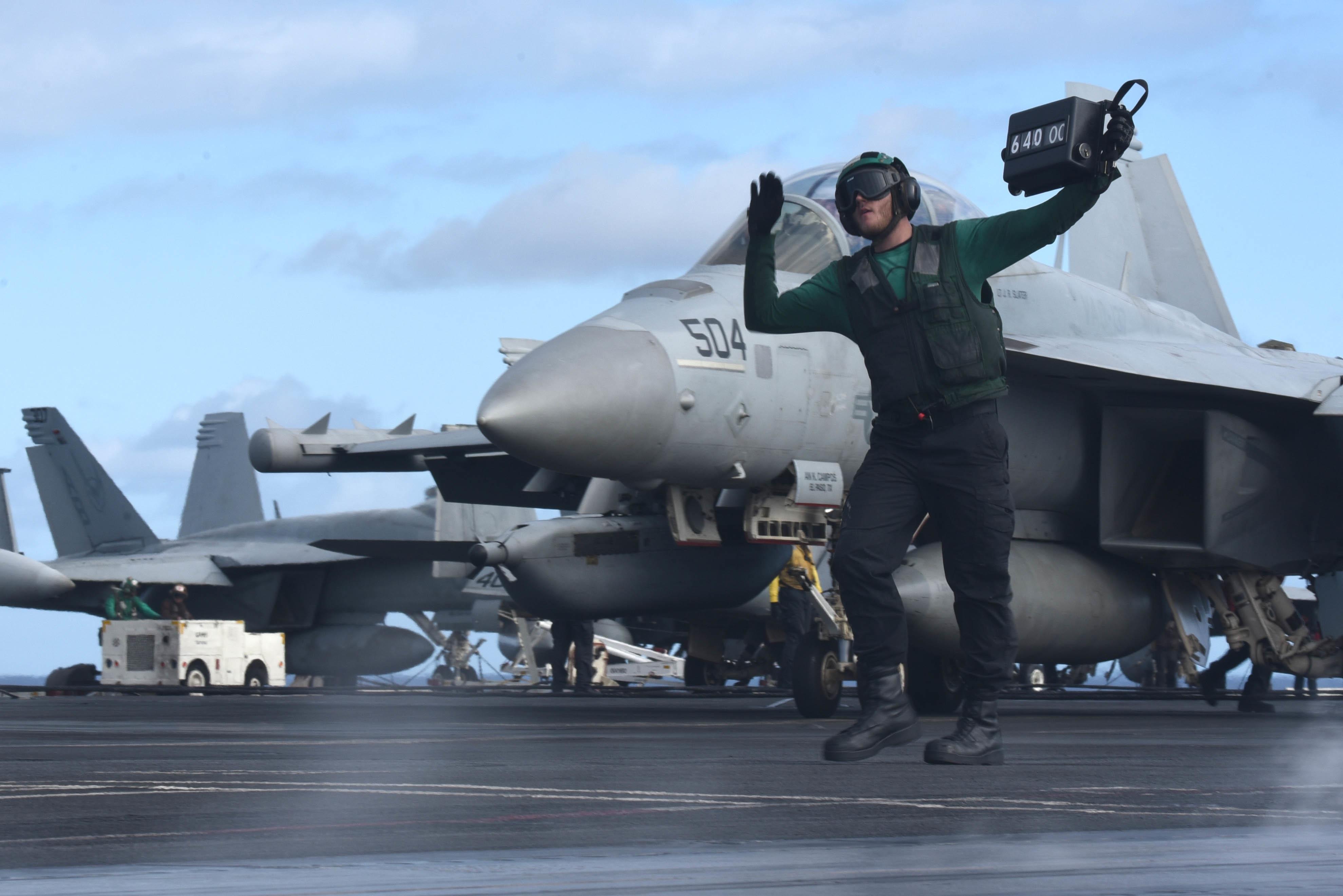 Boeing to Retrofit Existing EA-18G Growler Fleet - USNI News