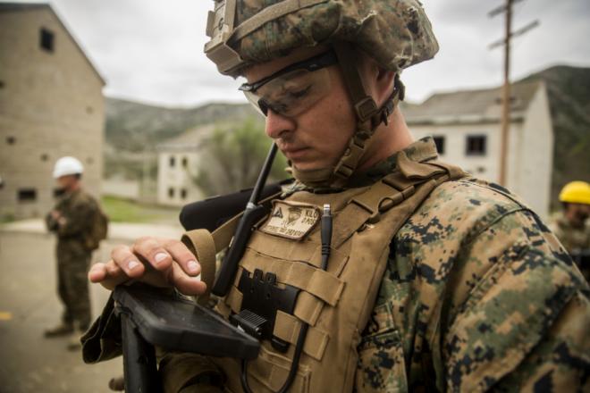 Marine Corps Warfighting Lab Experiments Heading Toward Massive Sea Control Event