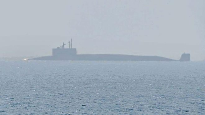 First Nuclear Deterrence Patrol Marks Major Step for Indian Submarine Force