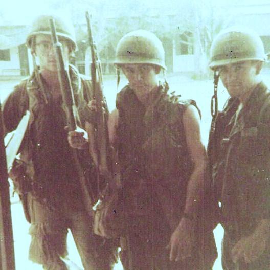50 Years Later Marine Vietnam Vet Receives Navy Cross for Combat Leadership