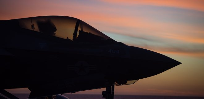 Marines Accelerating F-35C Procurement to Support Carrier Deployments; F-35B Buys Would Slow