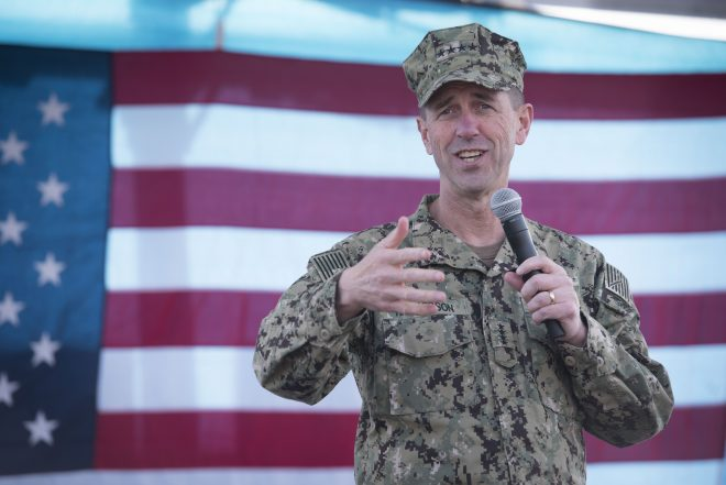 CNO Richardson Expects that New Acquisition Models Will Field Ships, Advanced Weapons 'ASAP'