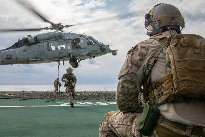 Navy Planning for Gray-Zone Conflict; Finalizing Distributed Maritime Operations for High-End Fight