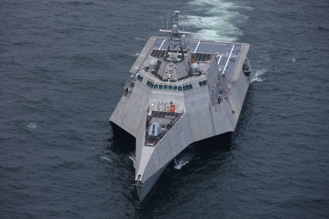 Navy Awards 2 LCSs to Austal USA; Third FY 2019 Ship Still Being Negotiated