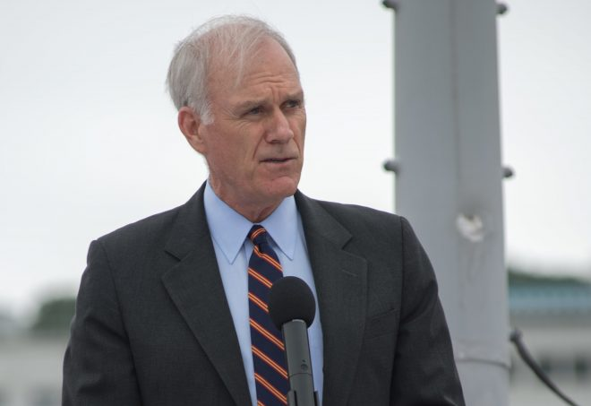 SECNAV to Trump: Ford Carrier Weapons Elevators Will be Fixed by Summer, or 'Fire Me'
