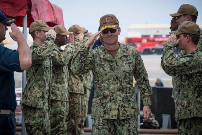 UPDATED: U.S. 5th Fleet Commander Found Dead in Bahrain