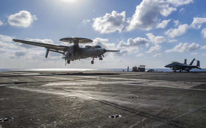 Northrop Grumman Awarded $3.2-Billion E-2D Advanced Hawkeye Contract Modification