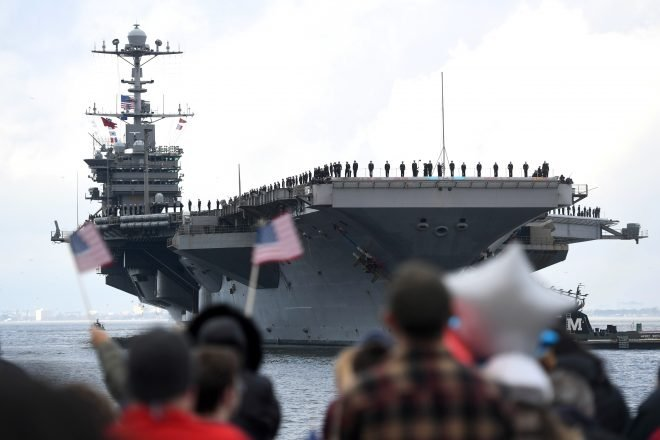 HASC Leaders Want Navy to Explain Carrier Early Retirement, Pentagon OCO Request