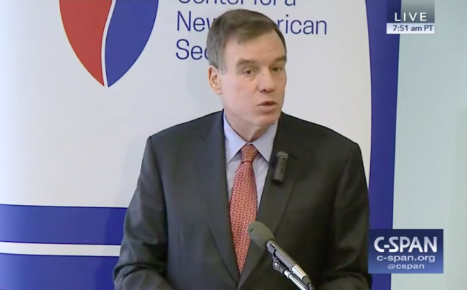 Sen. Warner Warns China, Russia are Accelerating Cyber, Disinformation Capabilities