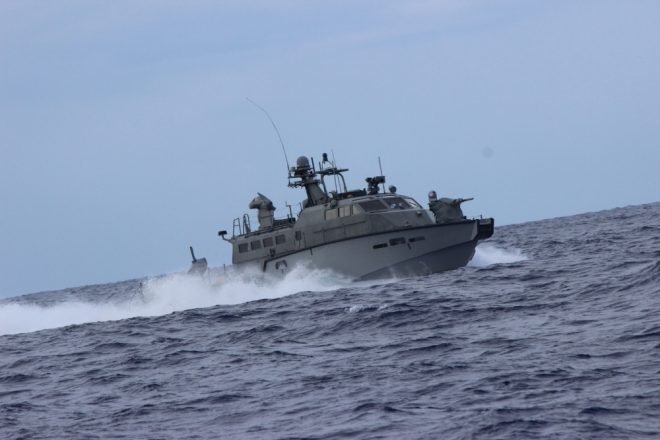 Mark VI Patrol Boats Sail 500 Nautical Miles in Record Transit